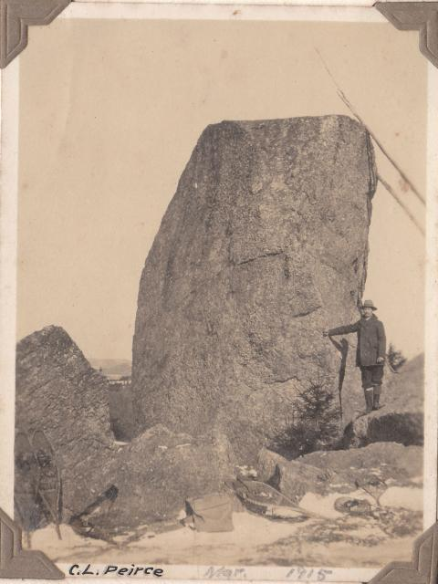 Stoddard Rocks